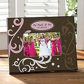 Bridesmaids & Me Personalized Picture Frames - 6726