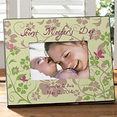 First Mother's Day Personalized Picture Frame - 6786