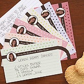 Personalized Photo Recipe Cards - From the Kitchen Of - 6787
