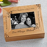 To My Mother Photo Keepsake Box for Women - 6795