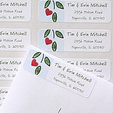 Family Tree Printed Return Address Labels - 6902