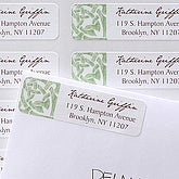 Irish Knot Return Address Labels