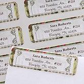 Floral Welcome© Return Address Labels