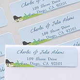 Shore Living© Return Address Labels