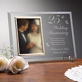 Anniversary Memories© Personalized Frame