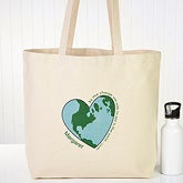 Personalized Reusable Shopping Bags - Go Green - 7069