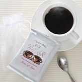 Personalized Wedding Favor Coffee - Perfect Blend - 7087