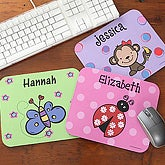 You Choose© Personalized Mouse Pads For Girls