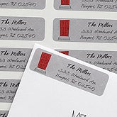 Front Door© Return Address Labels