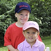 Custom Name Personalized Kids Hats - 7196