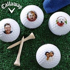 Personalized Photo Golf Balls - Add Your Own Picture - 7210