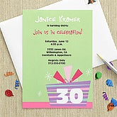 Birthday Celebration© Custom Invitations