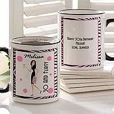Birthday Girl© Personalized Coffee Mug