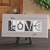 LOVE Personalized Romantic Canvas Art - 7469