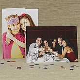 Personalized Photo Birthday Cards - Horizontal