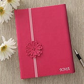 Monogram Personalized Journal Diary for Her - 7551