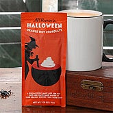 Personalized Halloween Hot Chocolate - Witches Brew - 7598