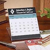 Personalized Executive Desk Calendars - 7636