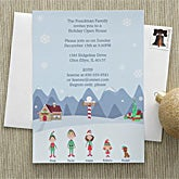 Winter Family Collection© Party Invitations