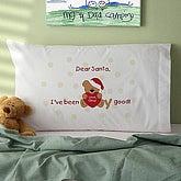 Beary Good© Personalized Pillowcase