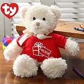 Personalized Christmas Teddy Bear - Special Gift - 7674