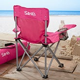 Kids Personalized Folding Chairs - Pink - 7719