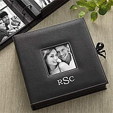 Personalized Photo Album with Monogram - 7804