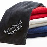 Personalized Fleece Blanket - You Name It - 7810
