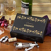 From The Grapevine©  5 Piece Wine Accessory Set