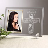 Confirmation Blessings Personalized Picture Frame - 7951