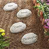 Personalized Garden Stepping Stones - 7970