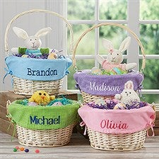 Kids Personalized Easter Baskets - 7984