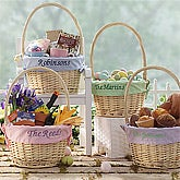 Personalized Easter Gift Baskets - 7985