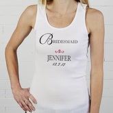 Personalized Bridal Party Apparel - 8128