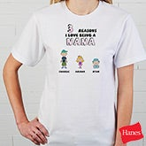 Personalized Clothing for Her - Mother & Grandmother Reason Why