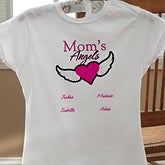 My Angels Personalized Womens Apparel - 8164