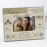 Personalized Picture Frames - Her Best Qualities - 8166