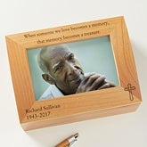 Personalized Memorial Box - They Are A Treasure - 8205