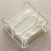 Acrylic Luncheon Napkin Holder - 8227