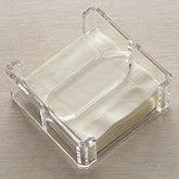 Acrylic Luncheon Napkin Holder - 8227