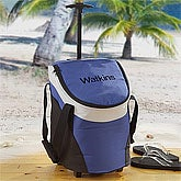 Personalized Rolling Cooler Bag - 8244
