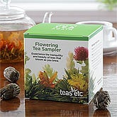 8pc Flowering Tea Sampler Set