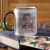 Personalized Photo Coffee Mug With Just For Him Poem - 8432