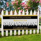 Congratulations Graduate© Personalized Banner