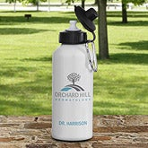 Personalized Corporate Custom Logo Water Bottle - 8524