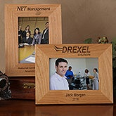 Business Logo Custom Picture Frames - 8526