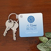 Personalized Corporate Custom Logo Promotional Keychain - 8543