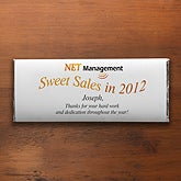 Personalized Corporate Logo Promotional Candy Wrappers - 8560