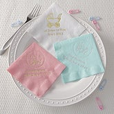 Personalized Party Napkins - Baby Shower - 8575