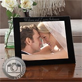 Personalized Wedding Photos Digital Picture Frame - 8597